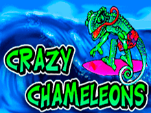 Топовый онлайн слот в популярных казино - Crazy Chameleons
